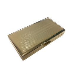 Pearl PE28101C Gold Cigarette Case