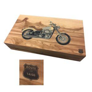 Elie Bleu 'Motorbike' Red Gum No.14 / 66