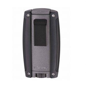 Xikar 558GR Turismo Gray Lighter