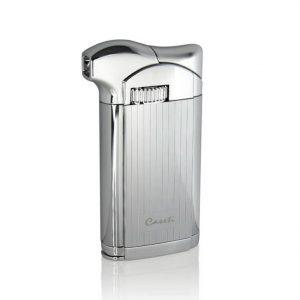 Caseti CA250B-2 Chrome Pipe Lighter