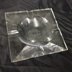 Coiba Partagas Crystal Ashtray