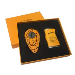 Coiba Partagas Cutter Lighter Set lg