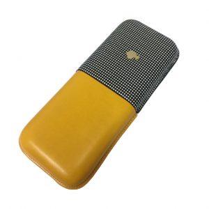 Coiba Cohiba 2000 Clasica Yellow Case lg