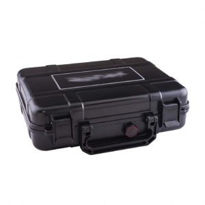 Xikar 225XI - 20 Cigar Travel Humidor Black