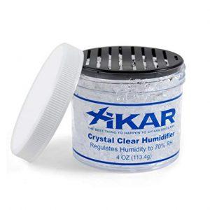 Xikar 808Xi Crystal Jar 4oz