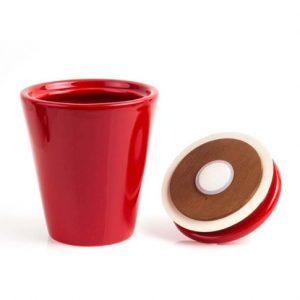 Savinelli V1025 Rosso Tobacco Jar