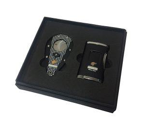 Coiba Behike Cutter / Lighter Set