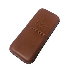 Coiba Montecristo Adjustable Leather Case 3s