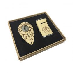 Coiba Upmann Lighter / Cutter Set