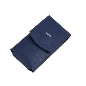 S.T. Dupont 183063 Slim7 Lighter Case Blue