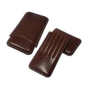 Jemar 471/5 Marron cigar case