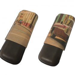 "Recife ""Flavour of Havana"" Cigar Case 2s Bourbon (8147482)"