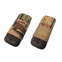 "Recife ""Flavour of Havana"" Cigar Case 2s Bourbon (8166682)"