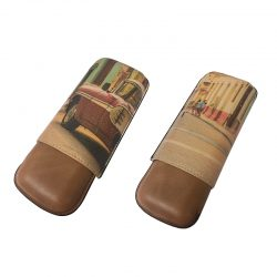 "Recife ""Flavour of Havana"" Cigar Case 2s Whiskey (8147403)"