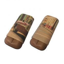 "Recife ""Flavour of Havana"" Cigar Case 2s Whiskey (8166603)"