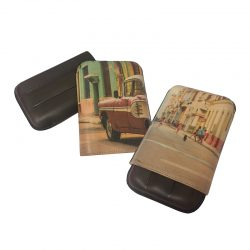 "Recife ""Flavour of Havana"" Cigar Case 3s Bourbon (8169782)"