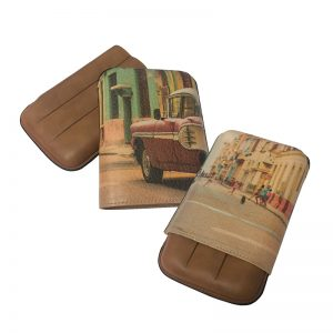 "Recife ""Flavour of Havana"" Cigar Case 3s Whiskey (8169703)"