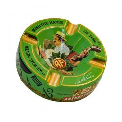 Arturo Fuente Decorated Green Ashtray