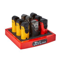 Jetline Bugle Lighter / Cigar Rest