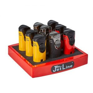 Jetline Bugle Lighter / Cigar Rest