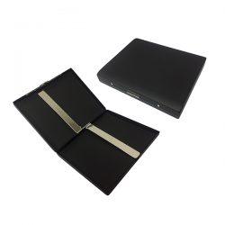 Pearl 24069-10 Black Matt Cigarette Case