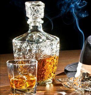 Cigar & Alcohol Pairing - Rum