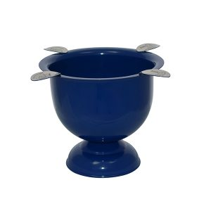 Stinky CA-ST-4 Blue Ashtray