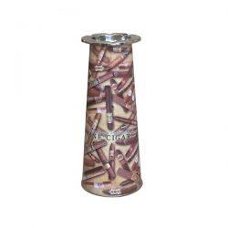 Stinky Cone Ashtray - Cigar Background