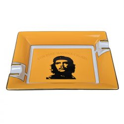 Elie Bleu 'Che' Yellow Ashtray