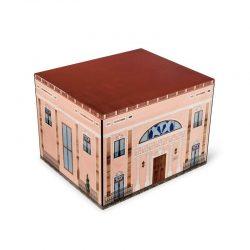 """Elie Bleu Pink Palace """"Casa Cubana Collection"""" Humidor 110s - Limited Edition 48/99"""