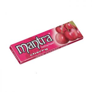 Mantra Cherry Rolling Paper 50s