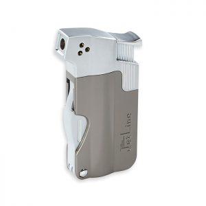 Jetline Golem Grey Pipe Lighter
