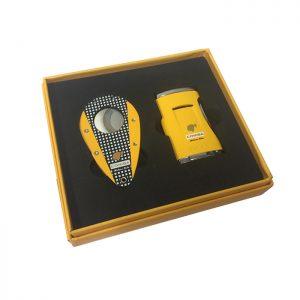 Coiba Cohiba Cutter / Lighter Set