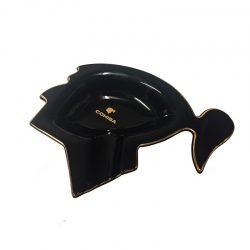 Coiba Cohiba Indio Negro Porc Ashtray