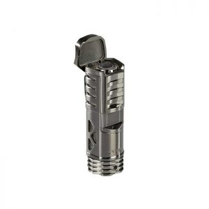 Xikar 551GM Tactical 1 Lighter Gunmetal