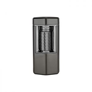 Xikar 600GM Meridian Gunmetal Lighter