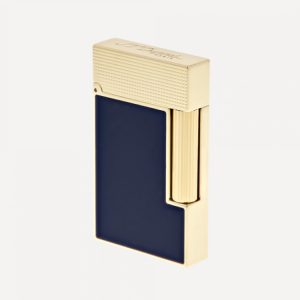 Dupont C16457 L2 Blue Lacquer/Yellow Gold
