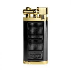 Xikar 595BKGD Pipeline Black / Gold